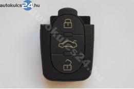 Audi 3 tlačidlom oválny dolná strana