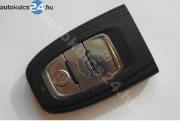 Audi 3 zásuvný kľúč s tlačidlom