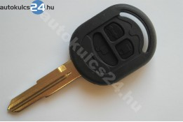 Daewoo 3 kľúč s tlačidlom