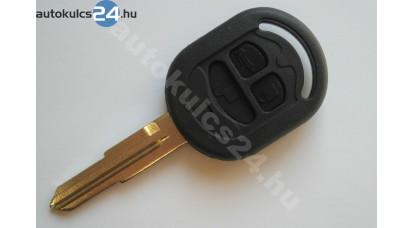 Buick 3 kľúč s tlačidlom