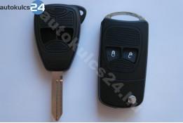 Chrysler 2 prestavba na vystreľovacie kľúče s tlačidlom