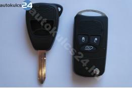 Chrysler 3 prestavba na vystreľovacie kľúče s tlačidlom