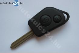 Citroen 2 kľúč s tlačidlom SX9