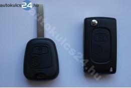 Citroen 2 prestavba na vystreľovacie kľúče s tlačidlom HU83