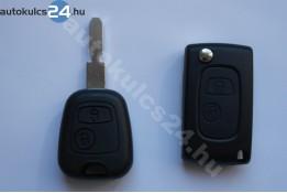 Citroen 2 prestavba na vystreľovacie kľúče s tlačidlom NE78