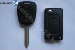 Citroen 2 prestavba na vystreľovacie kľúče s tlačidlom SX9