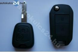 Citroen 2 prestavba na vystreľovacie kľúče s tlačidlom NE72 #2