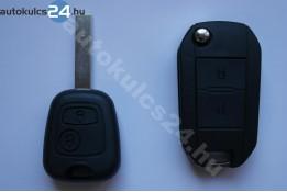 Citroen 2 prestavba na vystreľovacie kľúče s tlačidlom HU83 #2