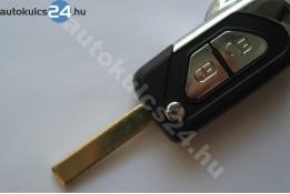 Citroen 2 obaľ vystreľovacieho kľúča s tlačidlom HU83 ďalšia