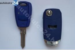 Fiat 1 prestavba na vystreľovacie kľúče s tlačidlom