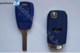 Fiat 1 prestavba na vystreľovacie kľúče s tlačidlom #2