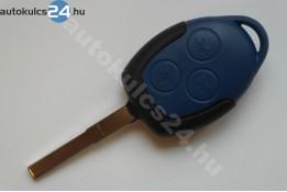 Ford 3 obal s tlačidlom modrý
