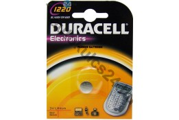 Duracell CR1220 lithium batérie