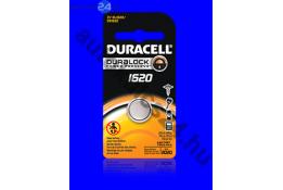 Duracell CR1620 lithium batérie