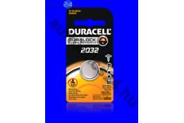 Duracell CR2032 lithium batérie