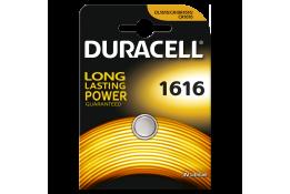 Duracell CR1616 lithium batérie