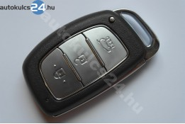 Hyundai 3 tlačidlami plug-in kľúč