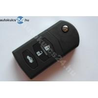 Mazda 3 obaľ vystreľovacieho kľúča s tlačidlom Mitsubishi 433Mhz