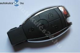 Mercedes 3 obal s tlačidlom kovový rám