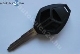 Mitsubishi 3 kľúč s tlačidlom rombus
