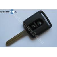 Nissan 2 kľúč s tlačidlom 433Mhz