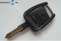 Opel 2 kľúč s tlačidlom(pravostranný)