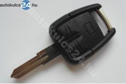 Opel 3 kľúč s tlačidlom(pravostranný)