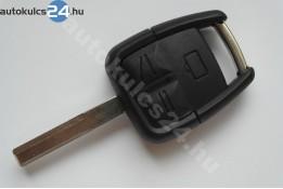 Opel 3 kľúč s tlačidlom HU43