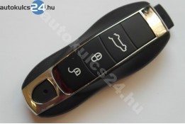 Porsche 3 zásuvný kľúč s tlačidlom