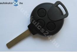 Smart 3 kľúč s tlačidlom