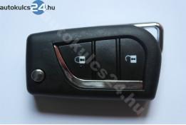 Toyota 2 obaľ vystreľovacieho kľúča s tlačidlom #2