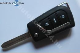 Toyota 3 obaľ vystreľovacieho kľúča s tlačidlom #2