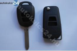 Toyota 2 prestavba na vystreľovacie kľúče s tlačidlom #11